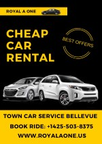 Cheap Car Rentals Bellevue | Washington DC