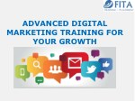 BEST DIGITAL MARKETING TRAINING INSTITUTE IN CHENNAI - FITA ACADEMY
