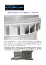 Why is Structural Foam Molding So Reliable?