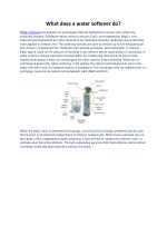 Water & Wastewater Treatment Plant Supplier