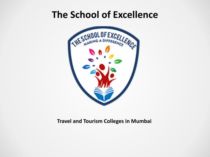 the school of excellence n.