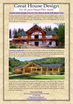 Coastal Home Design Plans for Your Dream Home with Beach View