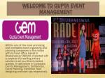 Top Event Management Company in India