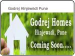 Godrej 24, Hinjewadi Pune: A Premium Living Address at Premium Location