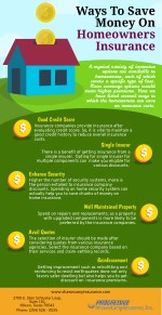 Ways To Save Money On Homeowners Insurance