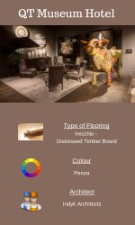 Range and Flooring of Distressed Timber Boards
