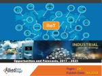 IIoT Market to Bolster Future Factories