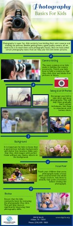 Photography Basics For Kids