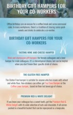 Birthday Gift Hampers for Your Co-Workers