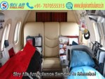 Receive Sky Air Ambulance Service with Top-Class Medical Facility in Mumbai