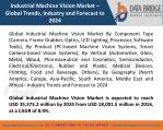 Global Industrial Machine Vision Market – Industry Trends and Forecast to 2024