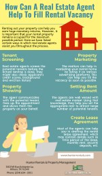 How Can A Real Estate Agent Help To Fill Rental Vacancy