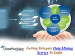 Data Mining Service and Techniques from DataPlusValue