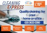 Cleaning Express Services Presentation