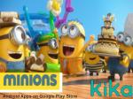 Minions App - Android Apps on Google Play Store | Kika Tech