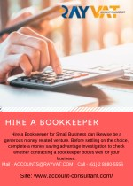 Cost to Hire a Bookkeeper for Small Business