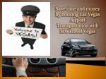 Save time and money by booking Las Vegas Airport Transportation with MWTravel Vegas