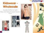 Kids Wholesale Clothing | wholesale childrens clothing distributors | wholesale kids boutique clothing