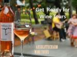Fredericksburg Wine Tour Packages