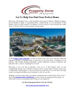 Property Zone Gibraltar, we offer our clients a first class service.