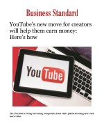YouTube's new move for creators will help them earn money: Here's how