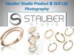 Stauber Studio Product & Still Life Photography