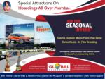 Out Of Home Media Advertising - Global Advertisers