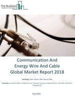 Communication And Energy Wire And Cable Global Market Report 2018