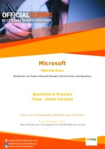 Download Actual MB6-896 Exam Questions - Pass with Valid Microsoft MB6-896 Dumps 2018