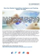 Stun Gun Market Competitive Intelligence and Tracking Report Till 2026