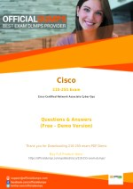 210-255 Exam Dumps - [2018] Easy and Guaranteed Cisco 210-255 Exam Success - BY OFFICIALDUMPS
