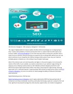 SEO Services in Bangalore - SEO company in Bangalore – IM Solutions