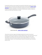 T-Fal Specialy 5-Quart Jumbo Cooker Saute Pan