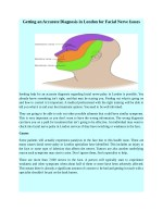 Getting an Accurate Diagnosis in London for Facial Nerve Issues