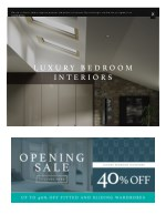 Luxury Fitted Bedroom Furniture & Built in Wardrobes by Bedroom Gallery