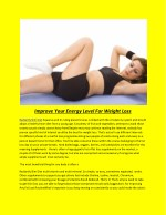 Radiantly Slim Diet - Powerful Booster For Fat Burner