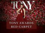 Tony Awards red carpet