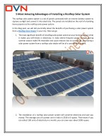 Rooftop Solar Dealer with OVN Trading