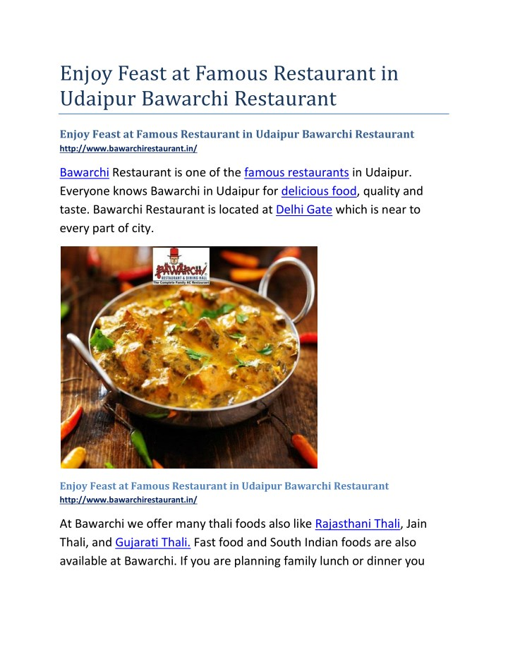 enjoy feast at famous restaurant in udaipur n.