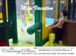 Construct a tower of memories; plan your family vacation at the country place resort