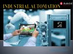 Best Industrial Automation Training Institute in Thane Mumbai|SageAutomation