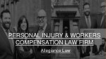 Personal Injury & Workers Compensation Law Firm