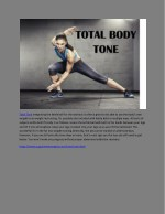 Total Tone - Burn Fat Quickly Without Exercise