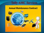 Best tally accounting software  Tally AMC Services in Pune   PrismIT