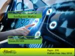 Automotive Artificial Intelligence Market Insights PPT