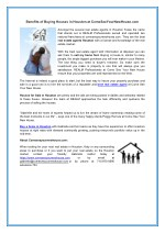 Benefits of Buying Houses in Houston