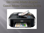 Get Canon Printer Support - canon printer support phone number
