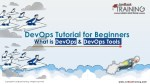 DevOps Tutorial for Beginners What is DevOps & DevOps Tools