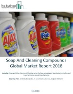 Soap And Cleaning Compounds Global Market Report 2018