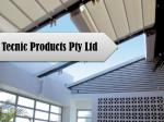 Easy to Handle Retractable Roof Systems
